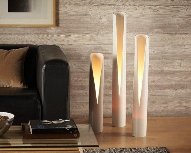 светильники из полипропиленовых труб своими руками