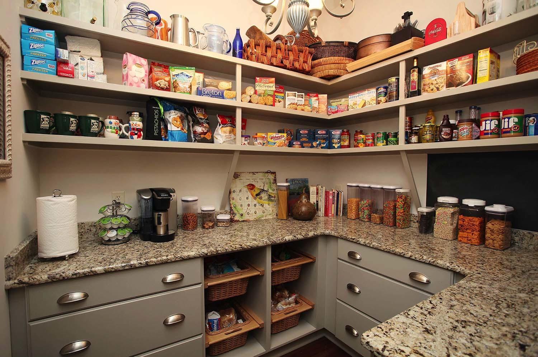 фото порядка на кухне современном мире женщинам
