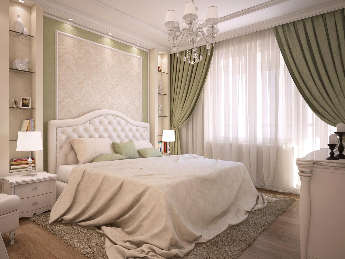 картинки спальни в классическом стиле жизни каждого