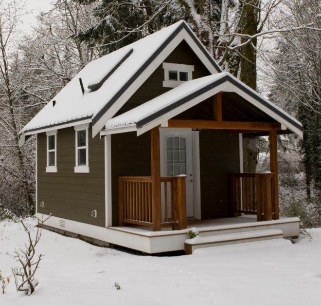 Уютный мини-дом