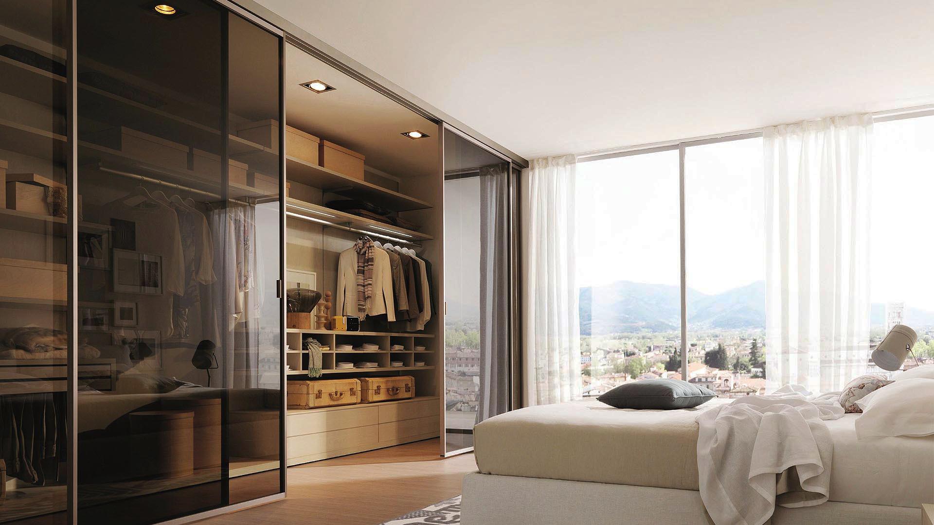 Дизайн спальни 15 кв м с гардеробной: подборка фото  Дизайн Спальни С Угловой Гардеробной
