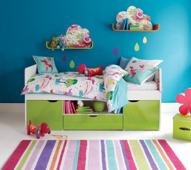 Ящики для хранения игрушек под кроватью