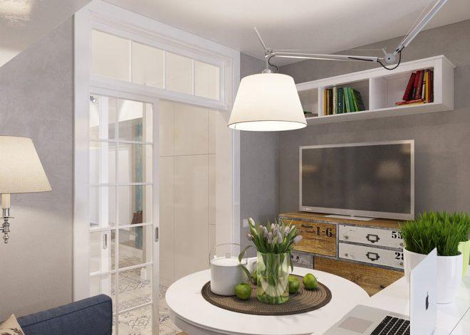 Функцииональный квартиры-студии