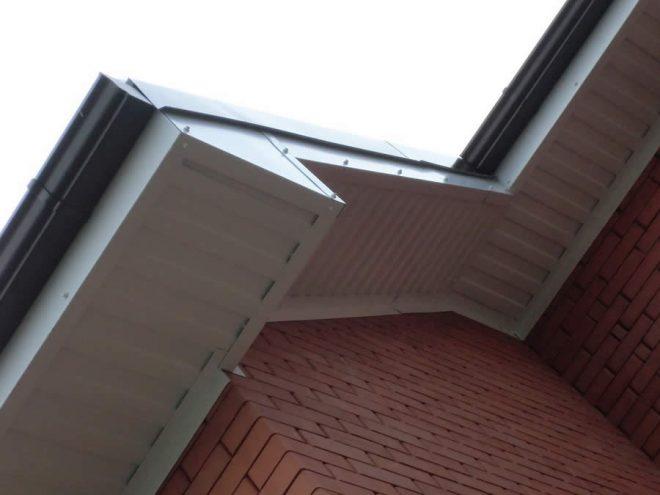 Карниз крыши