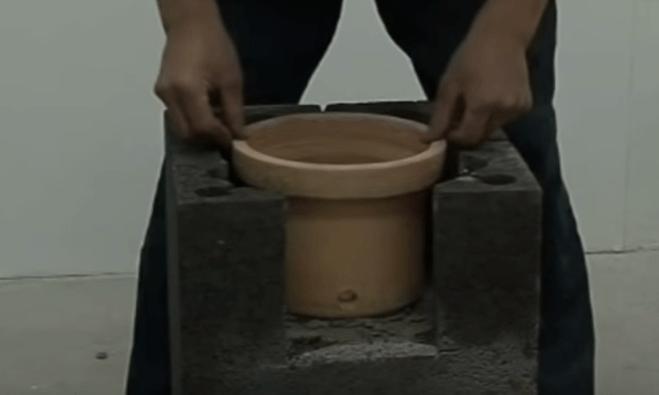 Монтаж трубы в керамический дымоход