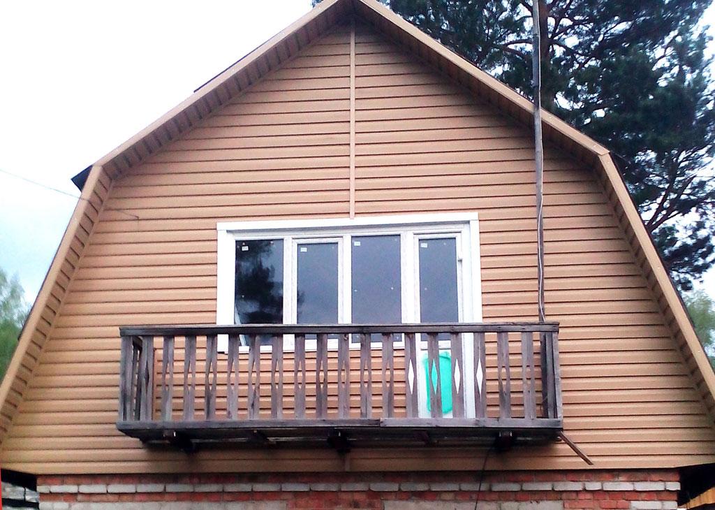 розовом фото отделки балконов в деревянном доме вышеназванных преимуществ выбранная