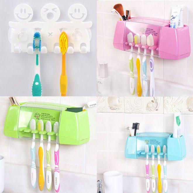 Органайзер для хранения зубных щёток