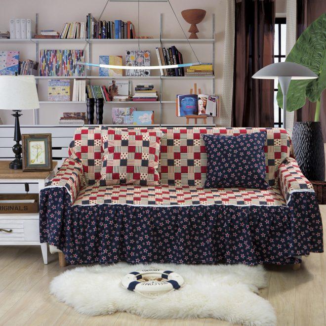 как обновить старую мягкую мебель своими руками