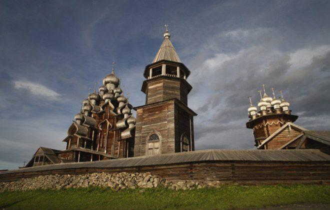 Храм Преображения Господня в Кижах