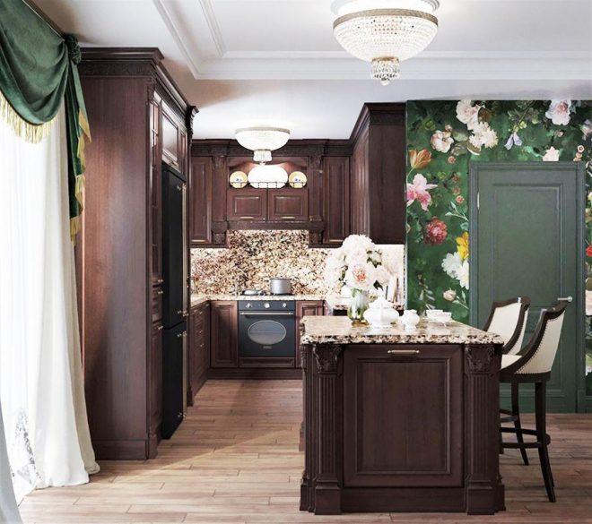 Кухня Ларисы Гузеевой
