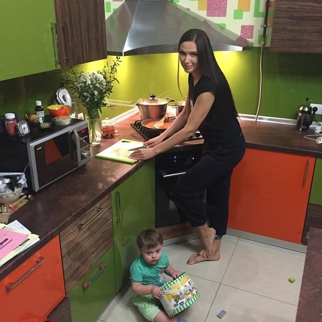 Кухня Эвелина Блёданс