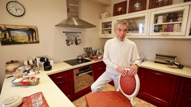 Кухня Юрия Николаева