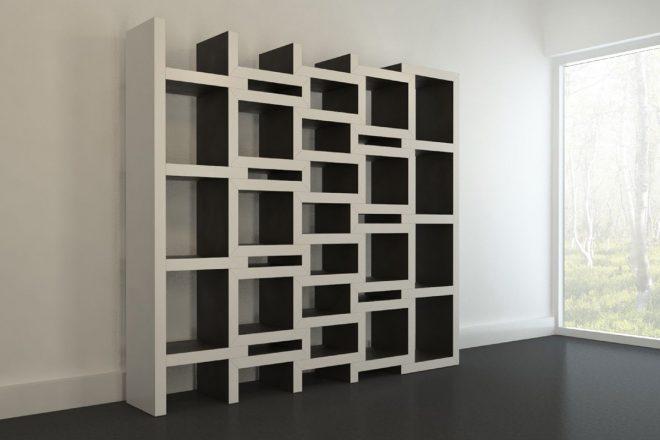 Необычный шкаф