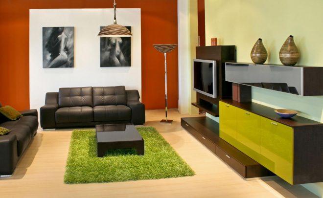 мебель венге какие обои подобрать