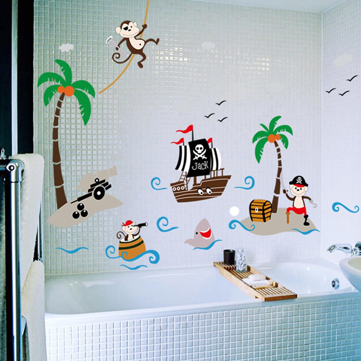Картинки в ванную комнату для детей