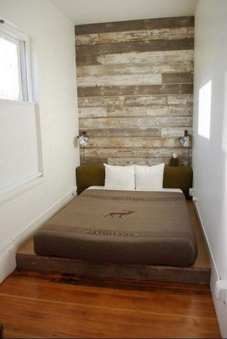 Минимализм в дизайне интерьера спальни