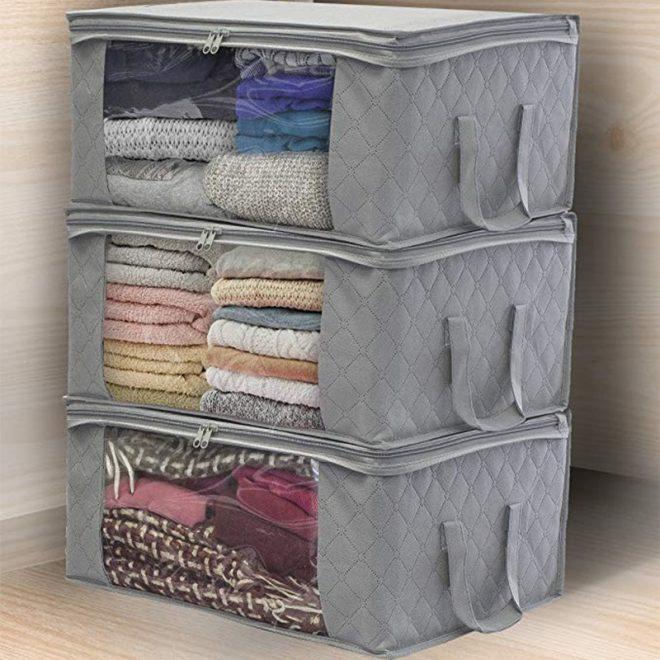 сезонное хранение одежды
