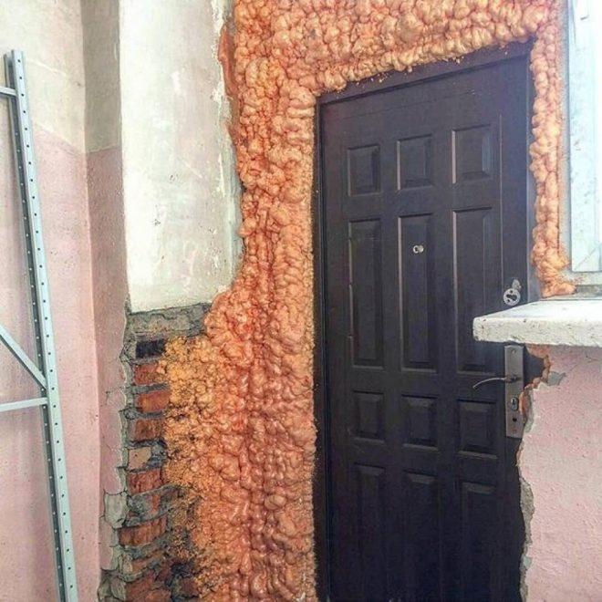 неудачи во время ремонта