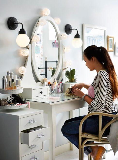 как правильно расположить зеркала в квартире