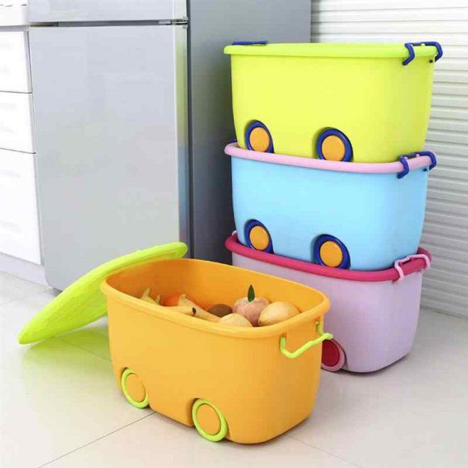 Контейнеры для детских игрушек