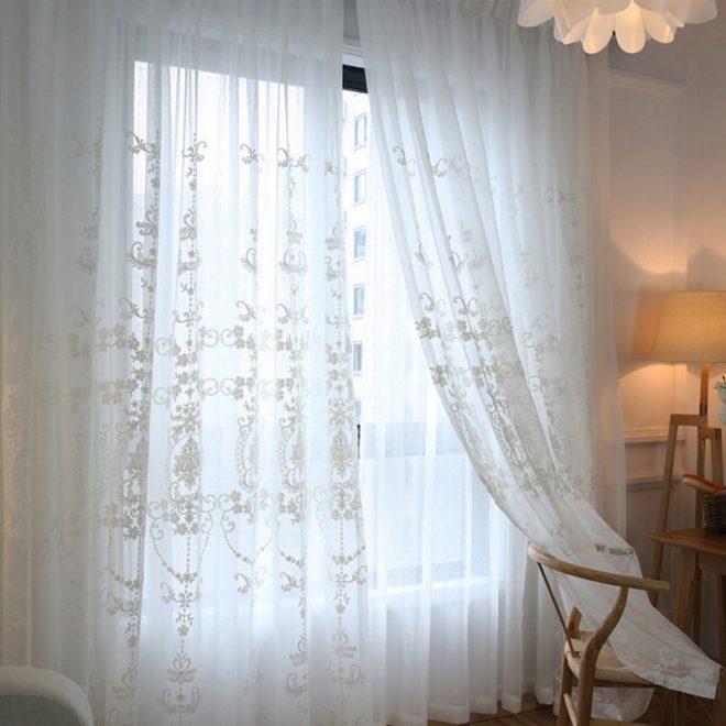 как сделать комнату светлее если темные обои