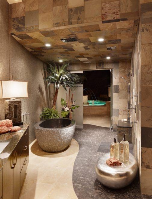 ванная комната спа