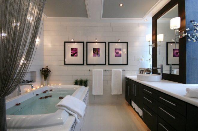 ванная спа