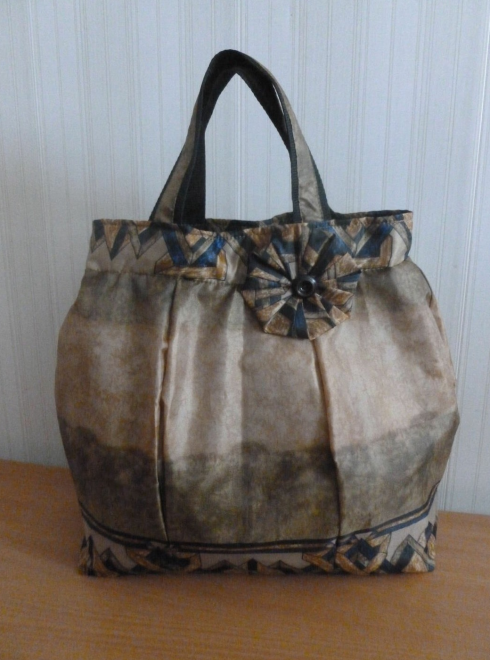 сумка из старого зонта