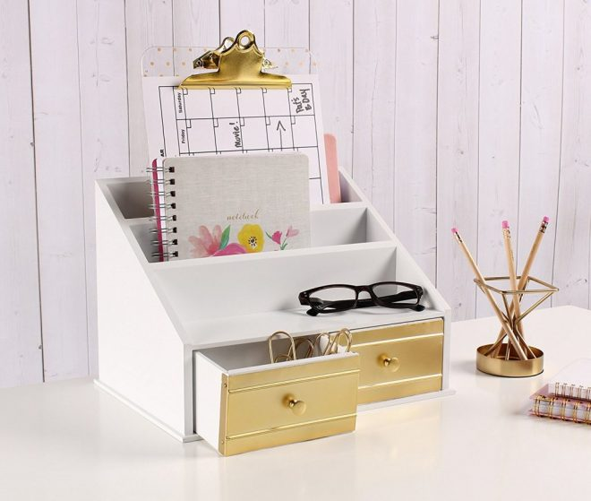 Органайзер для мелочей на столе