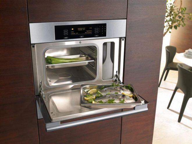 Встраиваемая техника для кухни: плюсы и минусы