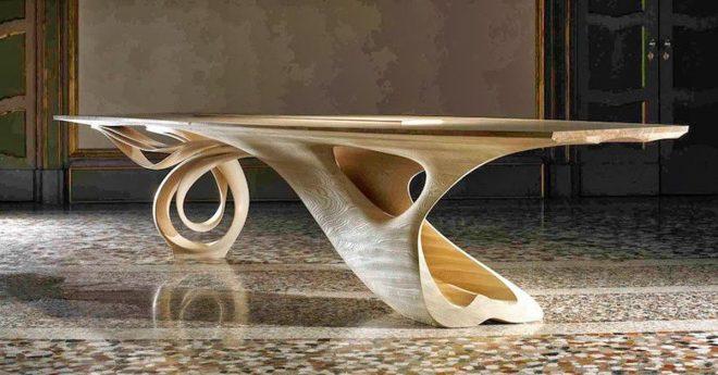 Необычный столик