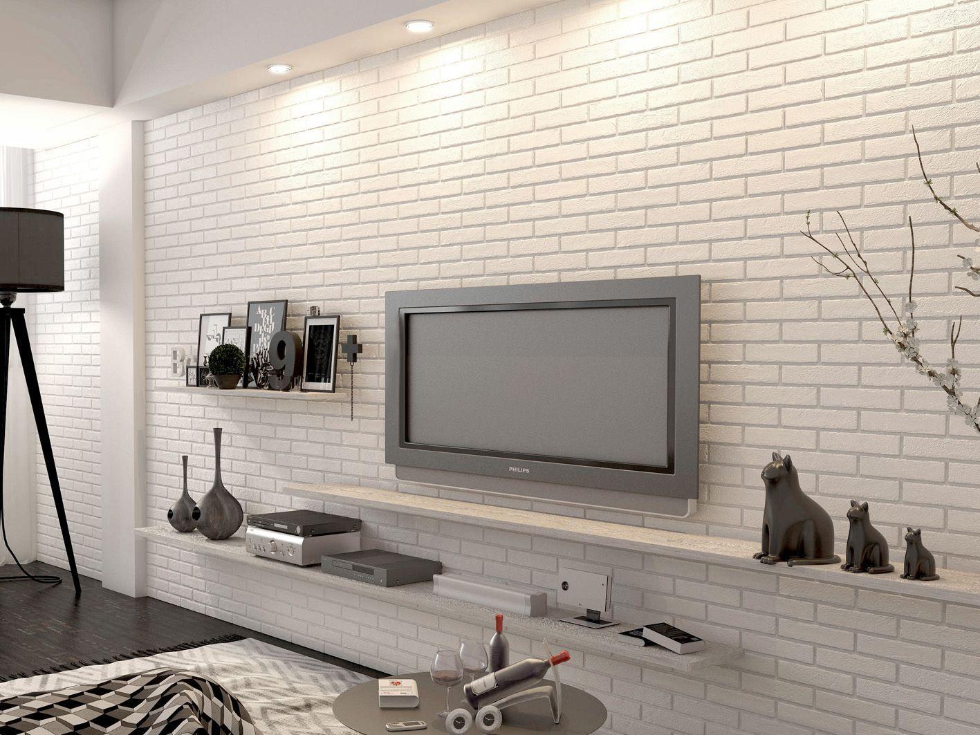 зачем фото дизайна гостиной с декоративным кирпичом подземная часть растений