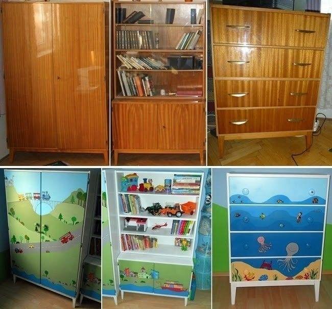 идеи реставрации советской мебели с картинками кус-кус один самых