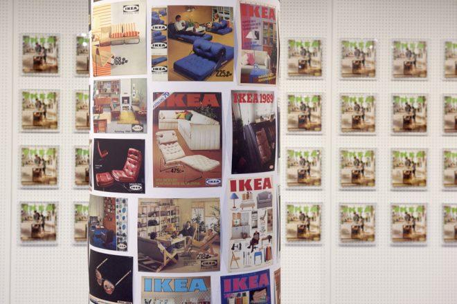 Обложки каталогов разных лет