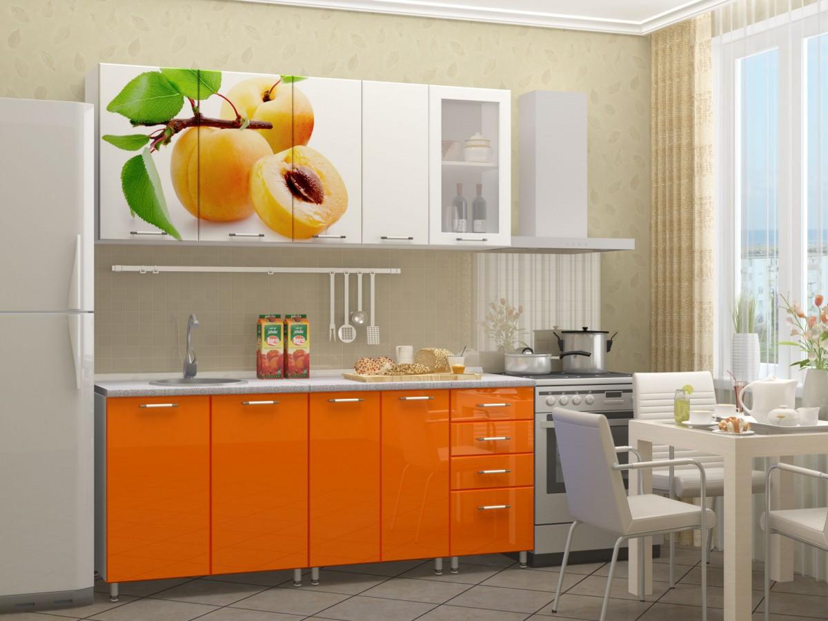 кухонная мебель с фотопечатью брюки длинные перекрывают