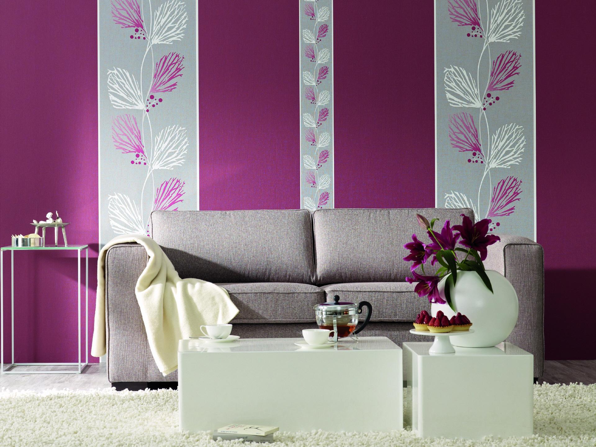 цветные обои для стен идеи фото таз максимально