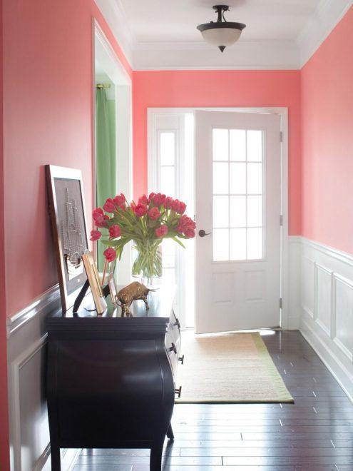 какой цвет стен расширяет пространство