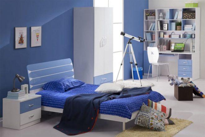 цвет детской комнаты по фен шуй
