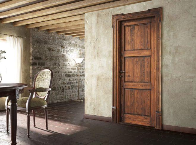 межкомнатная дверь лофт своими руками