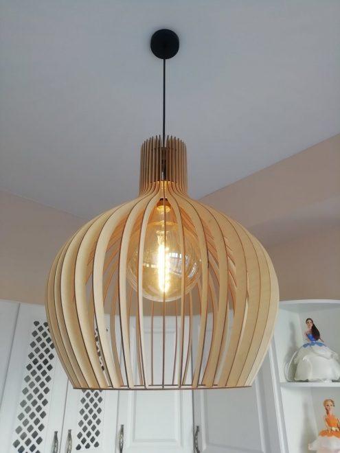 Деревянные украшения для кухни