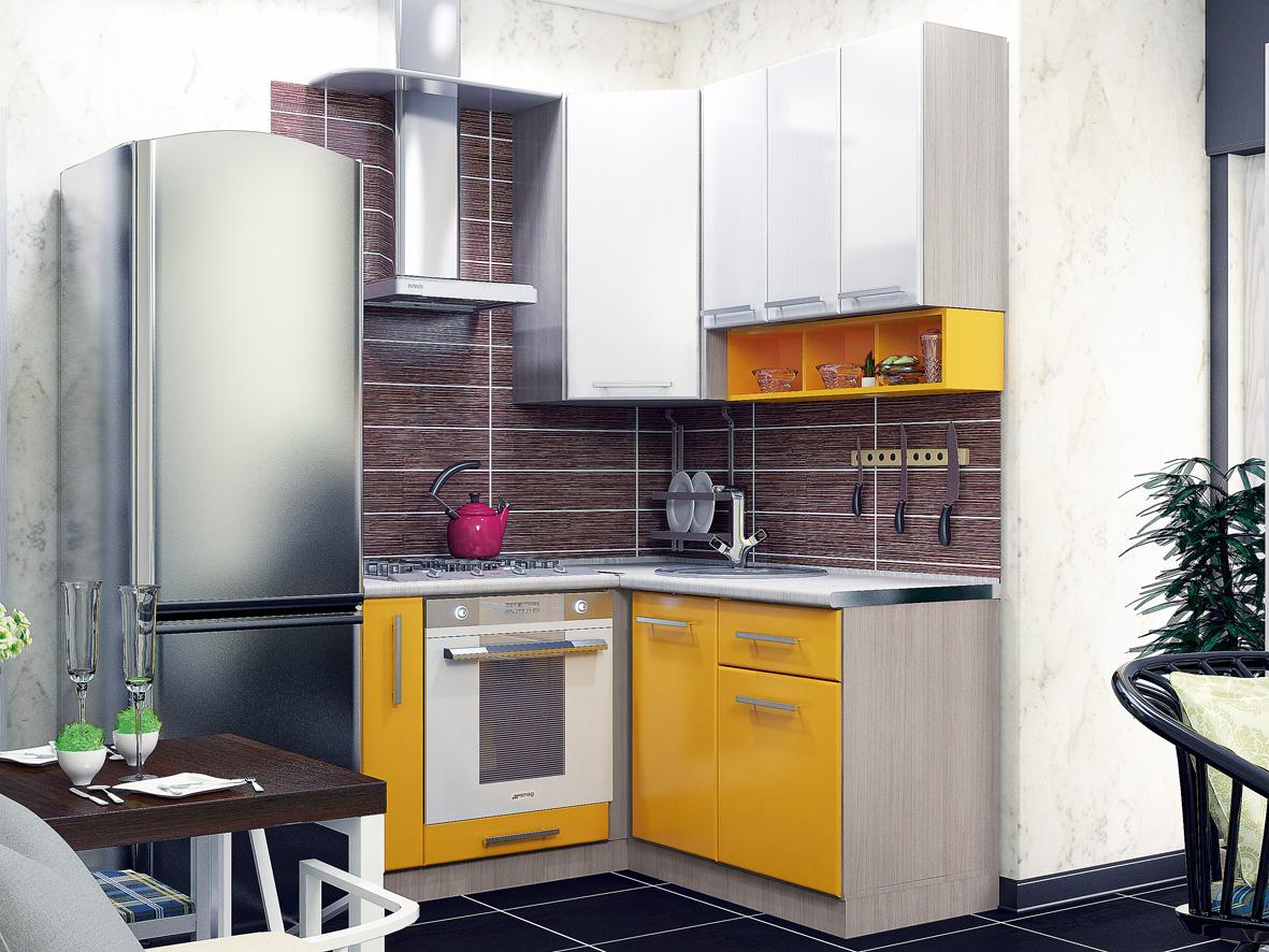 кухонный гарнитур для маленькой кухни купить недорого