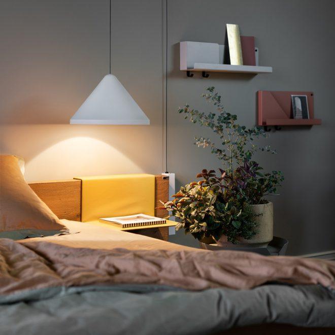 Ночник в спальне