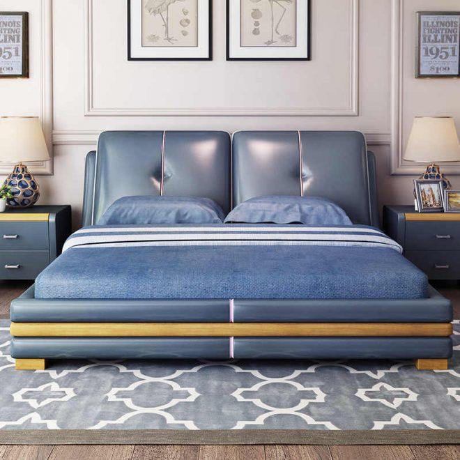 какой цвет мебели для спальни лучше