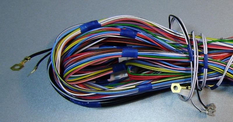 Провода для электропроводки