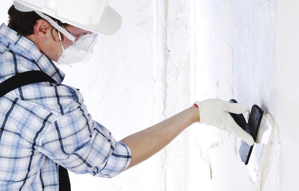 Подготовка поверхностей для стекловолокна