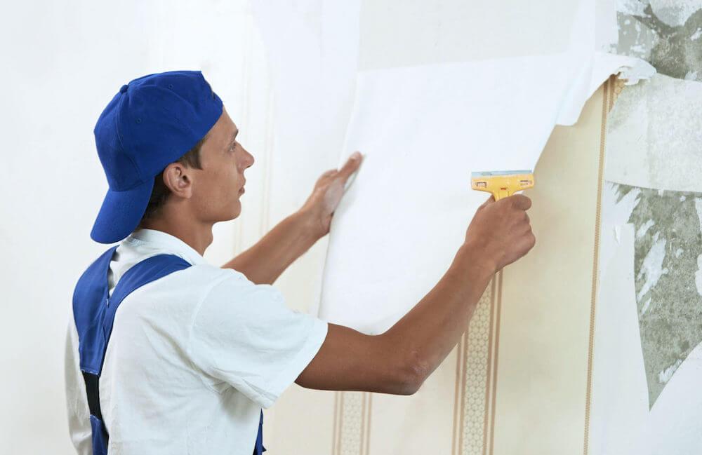 Как подготовить стены к оклейке